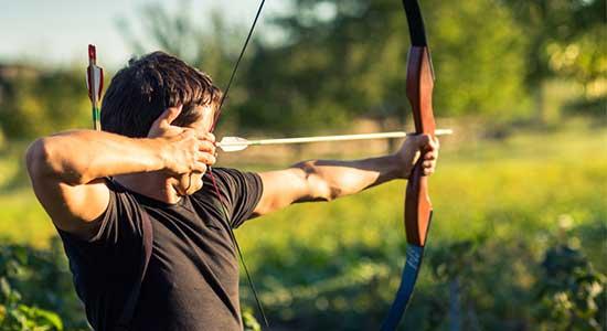 Beispielbild Bogenschießen für Gruppenreisen | © lightpoet - fotolia.com
