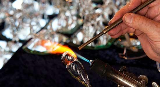 Gruppenreisen in Thüringen Glaskunsthandwerk | © haitaucher39 - fotolia.com