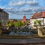Gotha, Blick auf den Hauptmarkt | © Uwe Albert-Thiele - fotolia.com