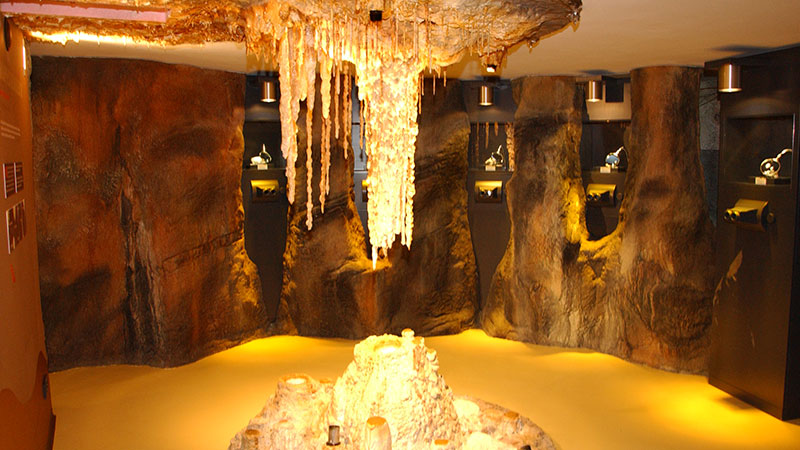 Grottoneum Saalfelder Feengrotten | © Thüringer Tourismus GmbH