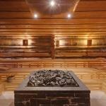 Kelo Event Sauna | © H2Oberhof Wellnessbad