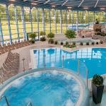Schwimmbad   © H2Oberhof Wellnessbad
