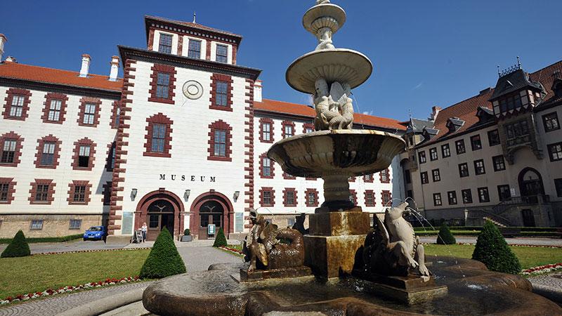 Meiningen, Blick auf das Schloss | © Thüringer Tourismus GmbH