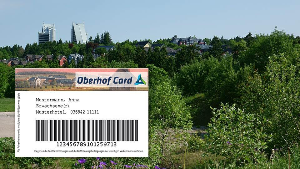 Oberhof Card