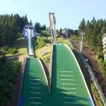 Skischanzen im Kanzlersgrund | © Tourist Information Oberhof