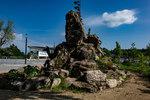 Ortsansicht Oberhof, Thüringer Wald | Herzog Ernst Denkmal