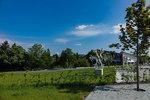 Ortsansicht Oberhof, Thüringer Wald | Blick Stadtplatz