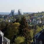 Blick auf Oberhof | © Tourist Information Oberhof