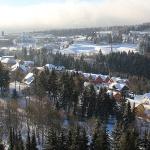 Winterblick auf Oberhof | © Tourist Information Oberhof