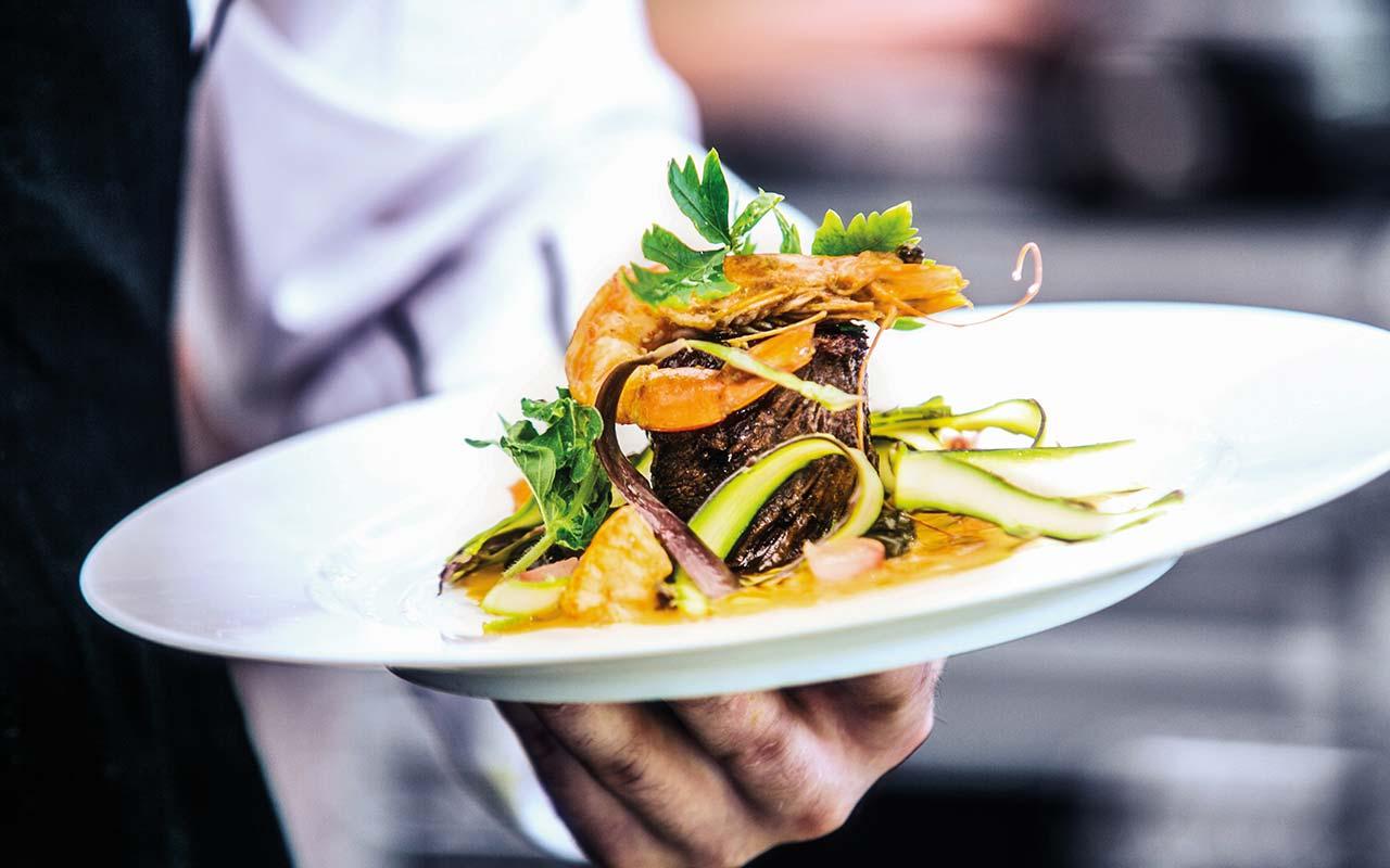 Restaurant Symbolfot - Gruppenreise Oberhof