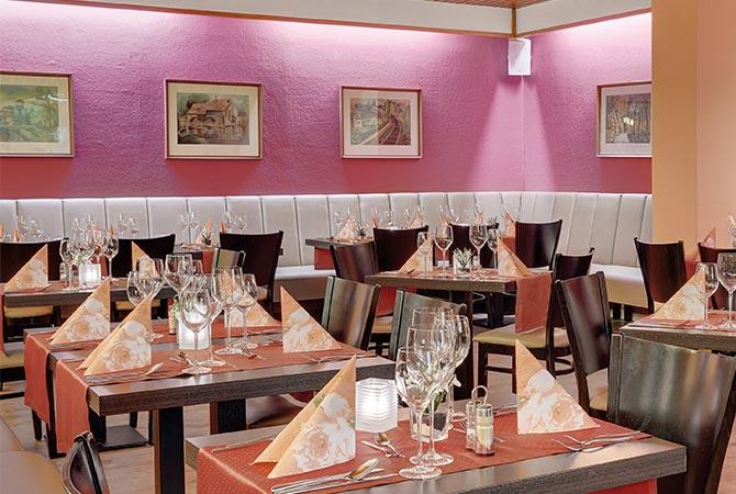 Restaurant im Schlossberghotel Oberhof
