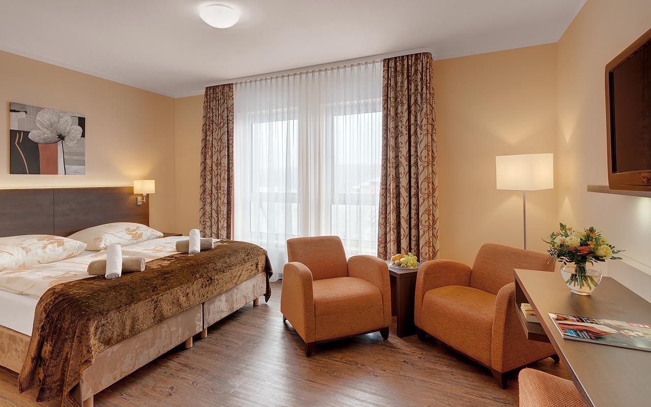 Schlossberghotel Oberhof, Premiumzimmer | Hotel für Gruppenreise Oberhof