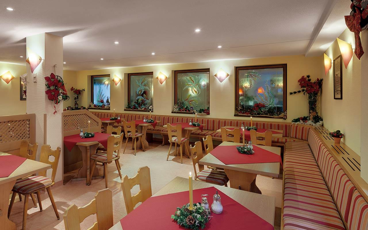 Hotel Thüringenschanze Oberhof, Restaurant Frühstück
