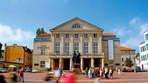 Theater Weimar | © Thüringer Tourismus GmbH