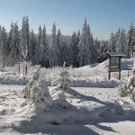 Winter Oberhof Thüringer Wald | © Tourist Information Oberhof